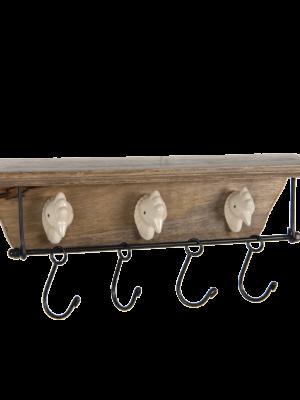 Kapstok (40x8x10 cm)   43,90€
