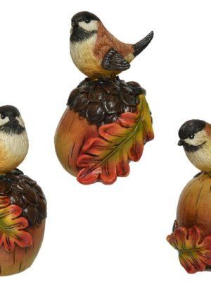 Vogeltjes herfst